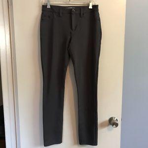 Calvin Klein gray tights, size 6
